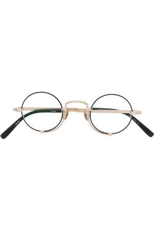 MATSUDA Round-frame glasses