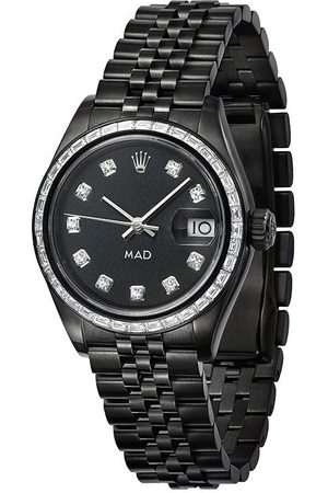 MAD Paris Customised pre-owned Rolex Datejust 28mm