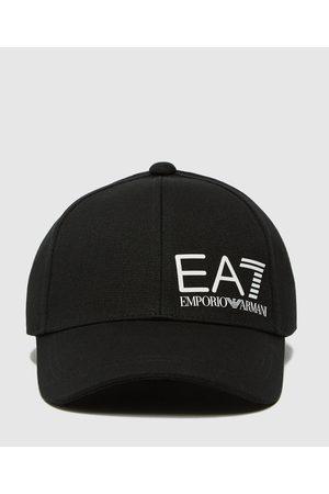EA7 Men's Gloss Logo Cap