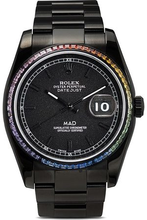 MAD Paris Watches - Customised pre-owned Rolex Datejust 36mm - /