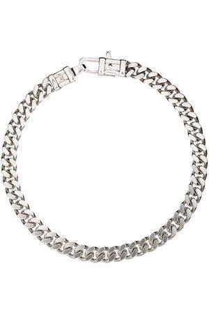 TOM WOOD Large curb-chain bracelet