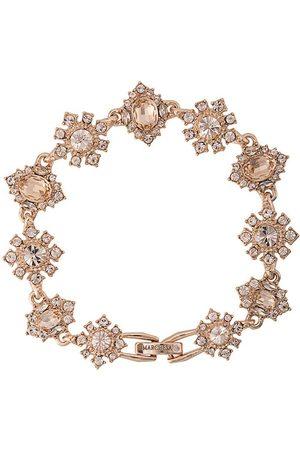 Marchesa Notte Crystal charm bracelet