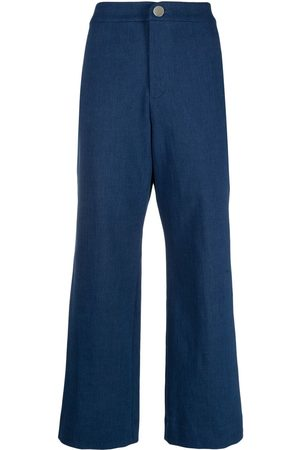 ROSEANNA Women Trousers - Cropped flare trousers