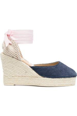MANEBI San Francisco wedge sandals