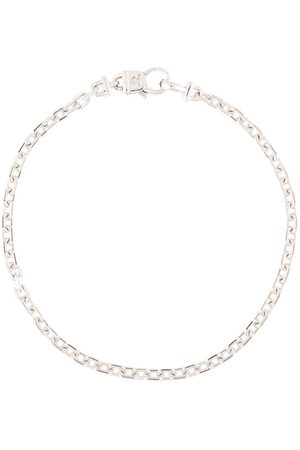 TOM WOOD Anker chain-link bracelet