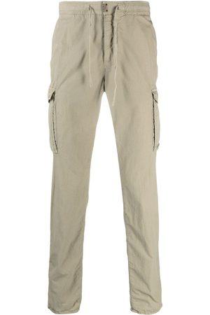 Incotex Straight-leg cargo trousers - Neutrals