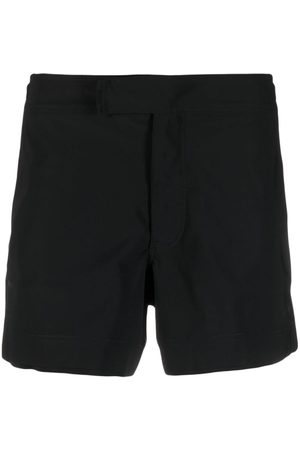 Neil Barrett Waist-tab swim shorts