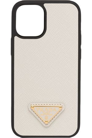 Prada IPhone 12 Mini logo case