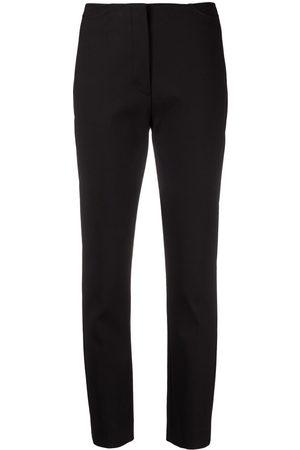 Totême Mid-rise slim-fit trousers
