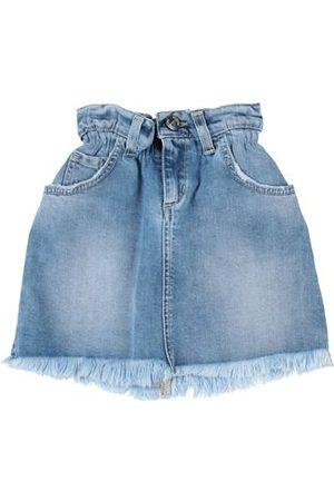 L:Ú L:Ú by MISS GRANT Girls Denim Skirts - DENIM - Denim skirts