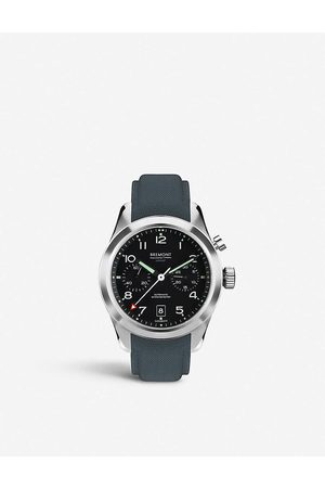 Bremont Arrow The Armed Forces automatic stainless steel watch
