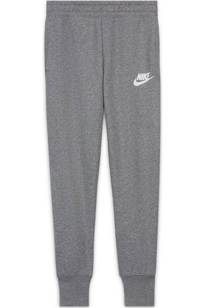Nike Girls Trousers - Girls Nsw Club Ft Hw Fitted Pant