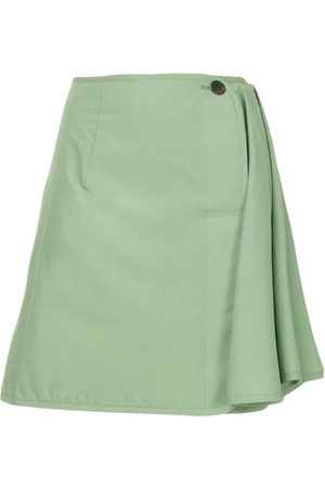 AALTO Straight mini skirt