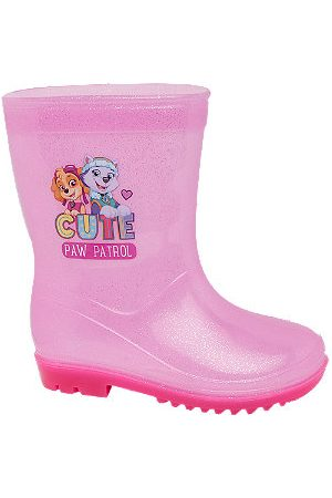 Paw Patrol Girls Wellingtons Boots - Toddler Girls Wellies
