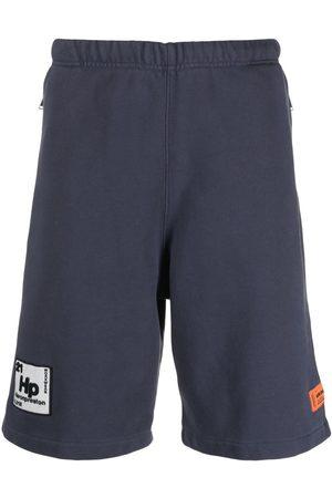 Heron Preston Periodic logo track shorts