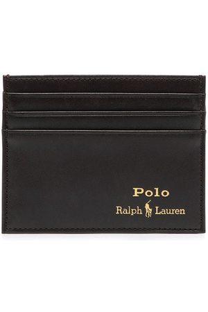 Polo Ralph Lauren Men Purses & Wallets - Suffolk leather cardholder