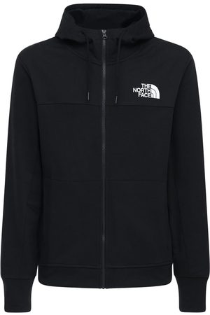 The North Face Men Sweatshirts - Himalayan Full Zip Hoodie
