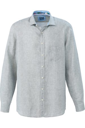 Olymp Shirt in 100% linen size: 15,5
