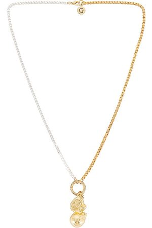 GOLDMINE Women Necklaces - Over the Moon Necklace in .