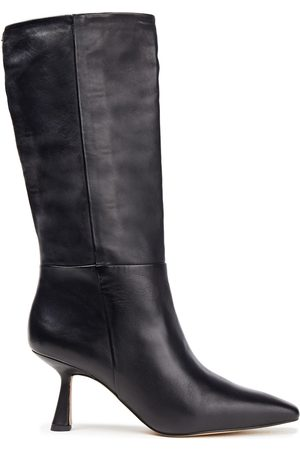 Sam Edelman Woman Samira Leather Boots Size 10