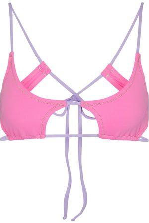 Reina Olga Exclusive to Mytheresa – Theresa bikini top