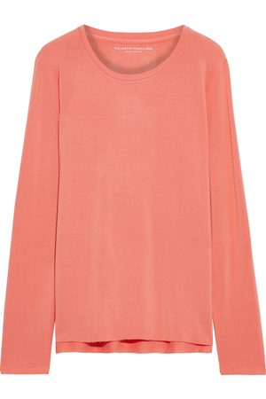Majestic Woman French Terry Top Coral Size 1