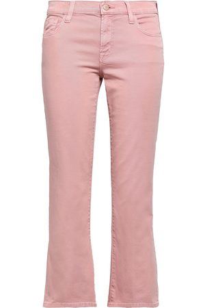 J Brand Woman Mid-rise Bootcut Jeans Baby Size 25