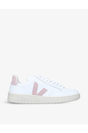 Veja Women's V-12 leather trainers