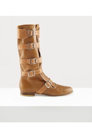 Vivienne Westwood Boots - Pirate Boots Tan