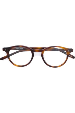 EPOS Sunglasses - Tortoiseshell-effect round glasses