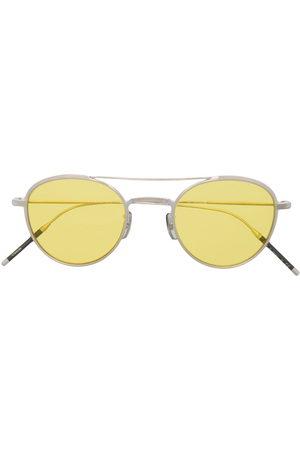 Oliver Peoples Takumi 2 double-bridge glasses