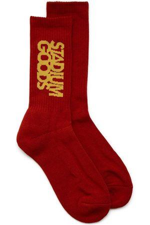 Stadium Goods Socks - Crew length socks