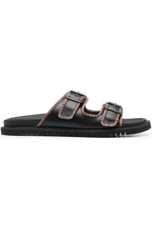 Paul Smith Flat leather sandals