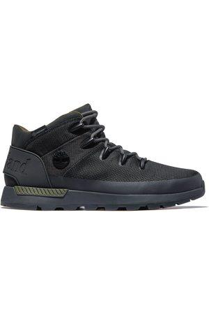 Timberland Men Outdoor Shoes - Sprint trekker mid hiker for men in /red /red, size 11.5