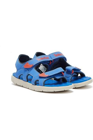 Timberland Sandals - Perkins Row 2-Strap Youth Bright Sandals