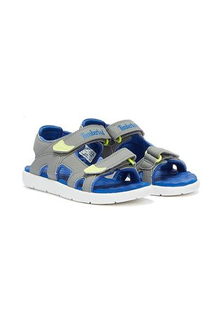 Sandals - Timberland Perkins Row 2-Strap Youth Medium Sandals