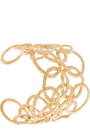 Gas Bijoux Women Bracelets - Olympie cuff - Metallic