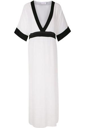 Brigitte Women Beach Dresses - Silk long dress