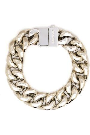 AMBUSH Bracelets - Chain 7 logo-engraved bracelet