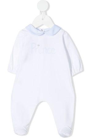 LA STUPENDERIA Prince print pyjama