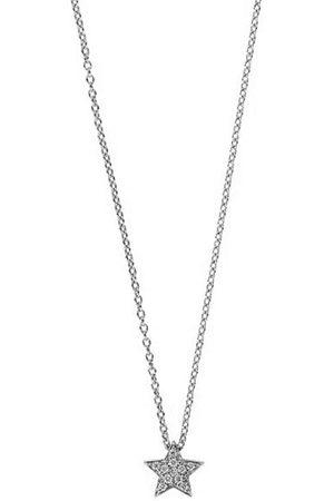 Alinka 18kt white gold Stasia mini diamond necklace