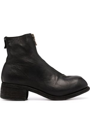 Guidi Women Ankle Boots - Zip-up ankle boots