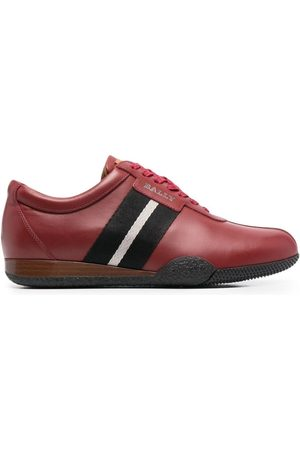 Bally Frenz leather trainers