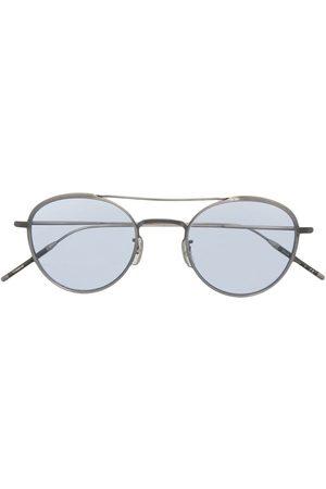 Oliver Peoples TK-2 round-frame glasses