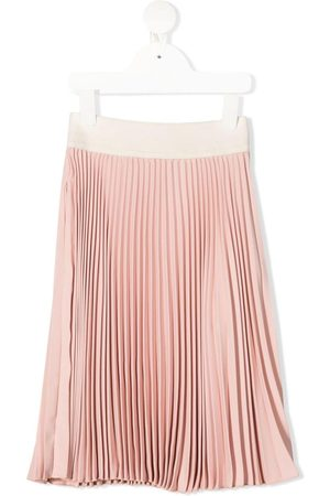 Unlabel Guava pleated skirt