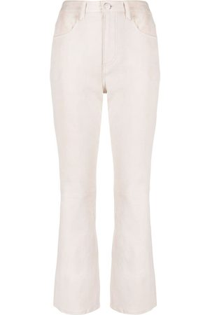 Closed High-waisted cropped jeans - Neutrals