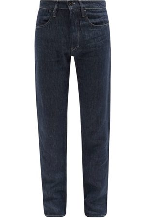 GABRIELA HEARST Anthony Linen Straight-leg Jeans - Mens