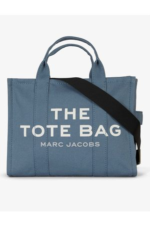 Marc Jacobs The Tote small cotton-canvas tote bag