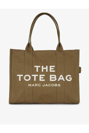 Marc Jacobs The Tote cotton-canvas tote bag