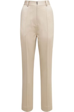 Peter Do Mid Weight Italian Tailored Wool Pants